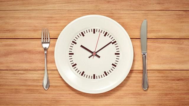 ne pas manger le soir