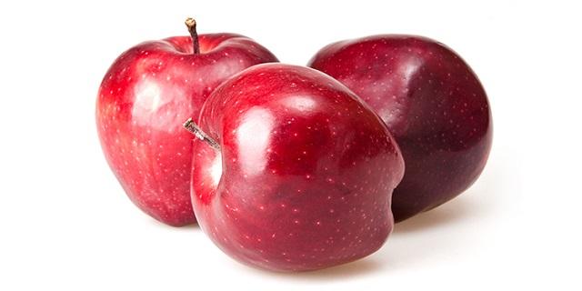 brûle graisse efficace : la pomme