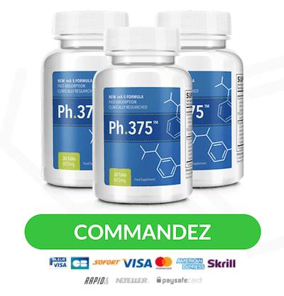 Code promo Phen375 : acheter du Phen375 pas cher