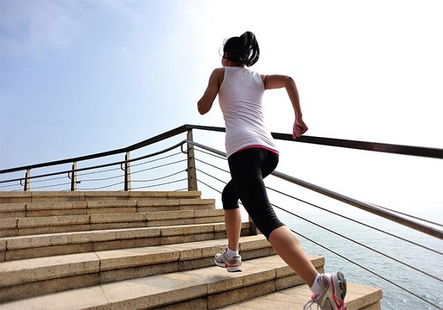 Perdre de la graisse abdominale en montant les escaliers