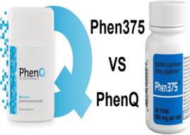 PhenQ ou Phen375 ? Comparatif entre les deux meilleurs brûleurs de graisses