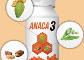 Anaca3 composition : quels sont les ingrédients de ce brûleur de graisses ?