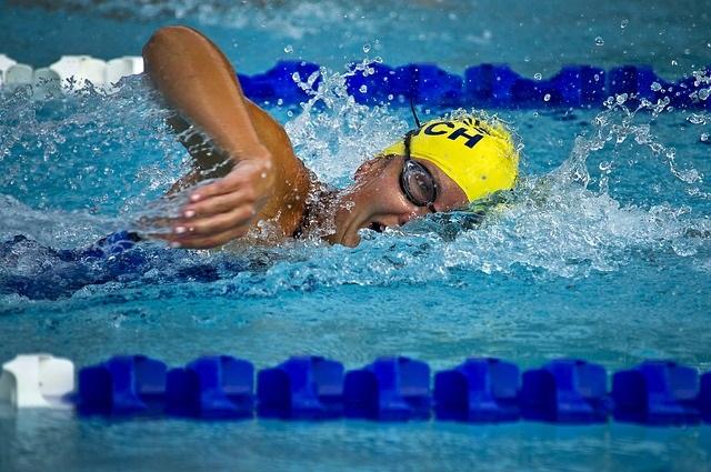 maigrir efficacement avec la natation