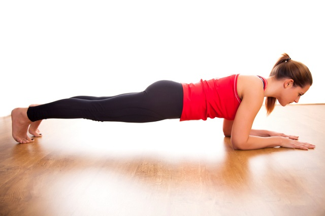 exercices pour des abdos fermes