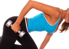 7 exercices anti-cellulite pour perdre des bras