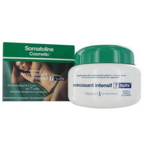 somatoline cosmetic prix