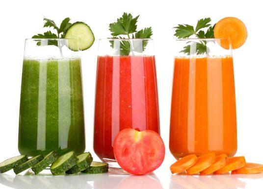 10 recettes de jus detox pour se sentir en forme