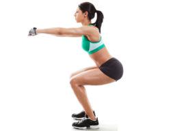 Squat avant après : les résultats du 30 days squat challenge