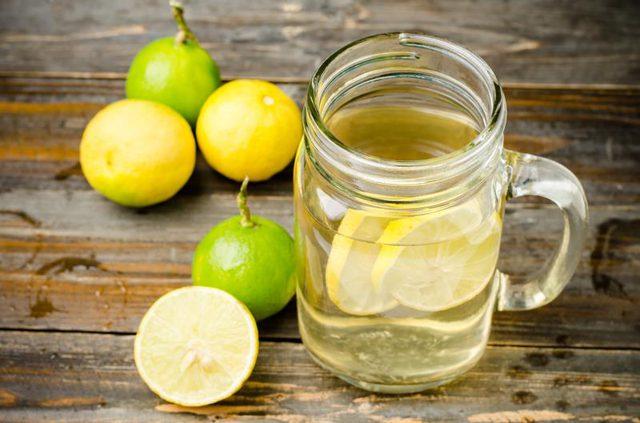 cure au jus de citron