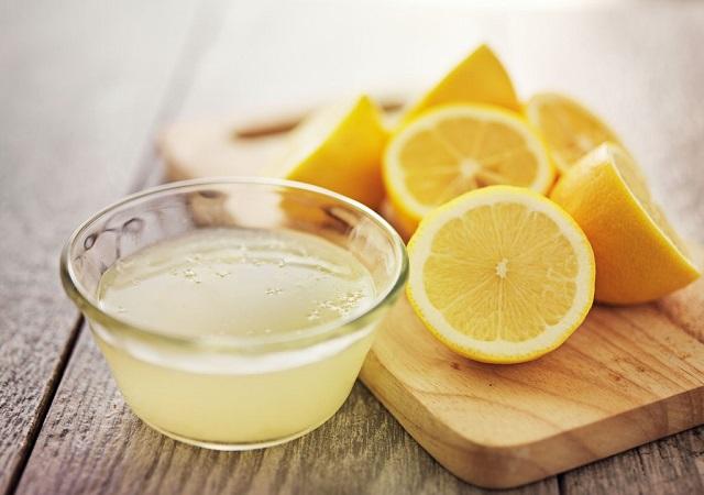 cure detox au citron