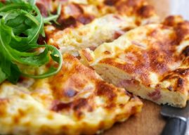 10 recettes de quiches sans pâte Weight Watchers