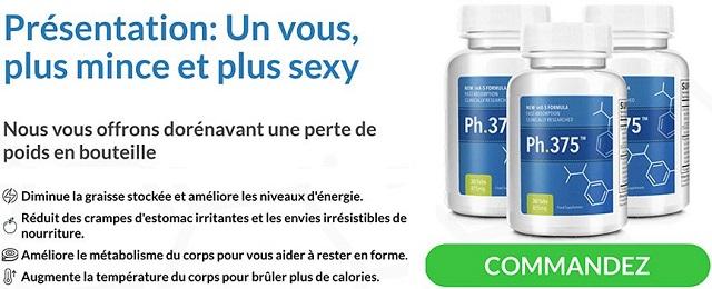 Ph.375 prix