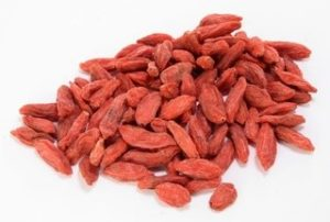 description des baies de Goji