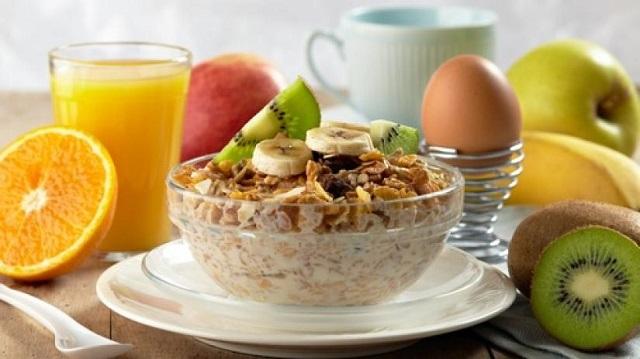 que manger le matin