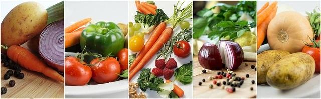 avantages du régime avec légumes