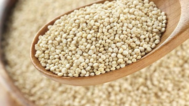 quinoa regime