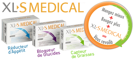Avis clients pour XLS Medical Extra Fort 120 Comprimés