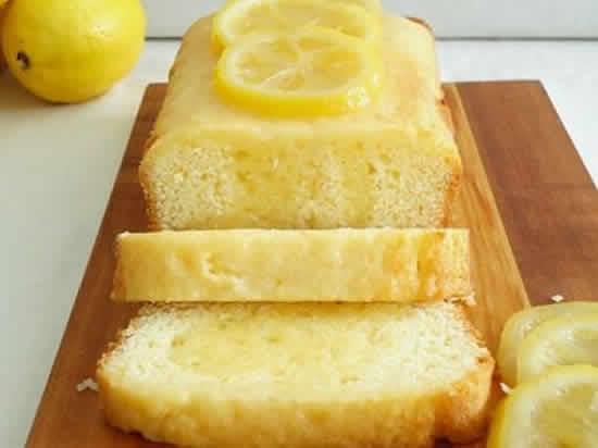 gateau faible en calories au citron