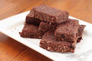 gateau peu calorique : le brownie
