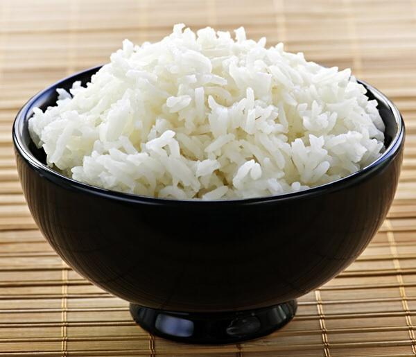 Poulet a la forestière et son riz blanc - C Mon Regime