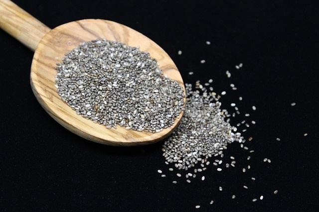 les bienfaits sur la santé des graines de chia