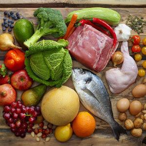 les aliments autorisés dans le cadre de la diète paléo