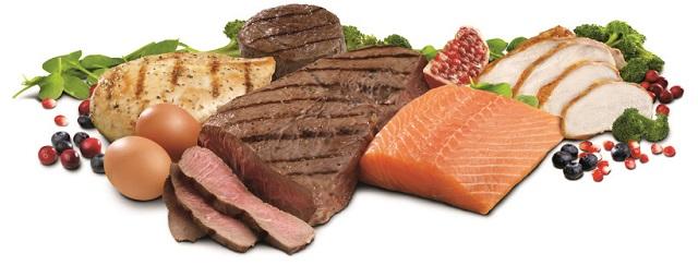 aliments autorisés dans le cadre du régime hyperprotéiné