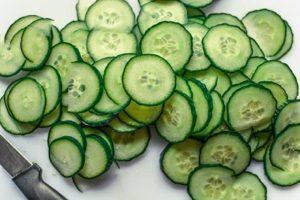 les atouts santé du concombre