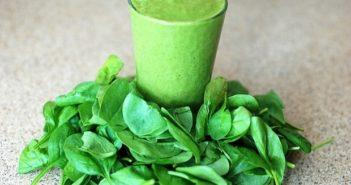 idées recettes de smoothies verts