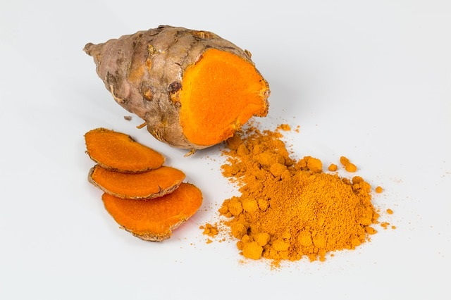 origines et description du turmeric