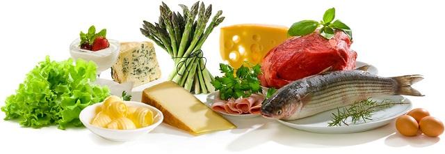 régime pauvre en glucides : les aliments autorisés