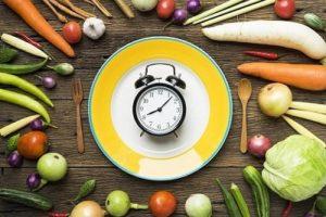 les aliments de la méthode fasting