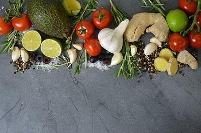 les aliments du régime paléolithique