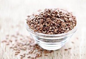 utilisation des graines de lin pour mincir