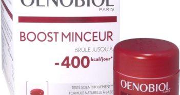 Oenobiol Boost Minceur test