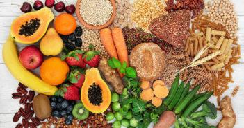 les aliments riches en glucides
