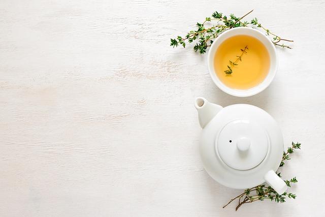 les atouts santé du thé
