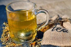 les bienfaits du thé