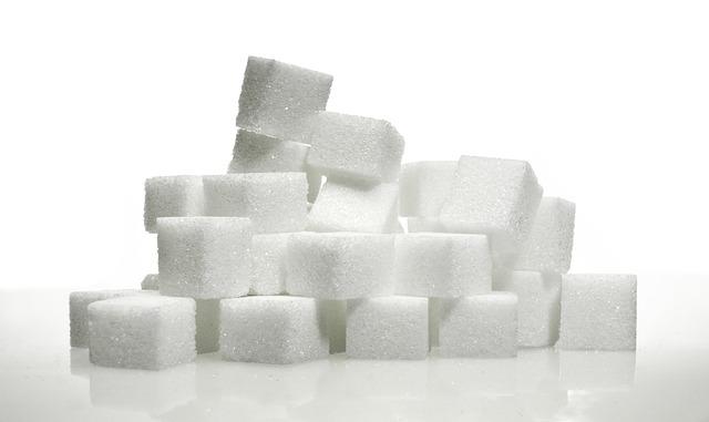 quantité de sucre à ne pas dépasser