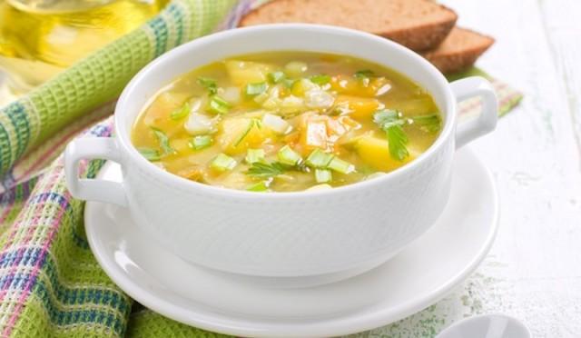 présentation du régime soupe