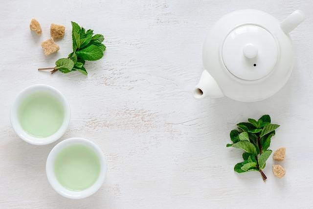 thé pour calmer la toux