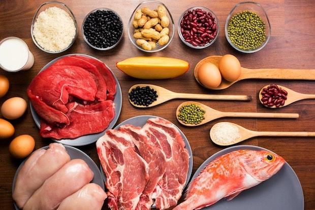 les protéines comme coupe-faim